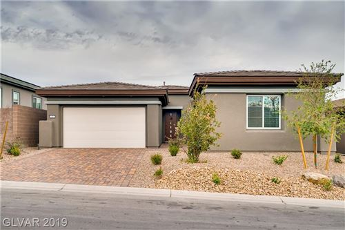 Photo of 32 REFLECTION COVE Drive, Henderson, NV 89011 (MLS # 2140027)