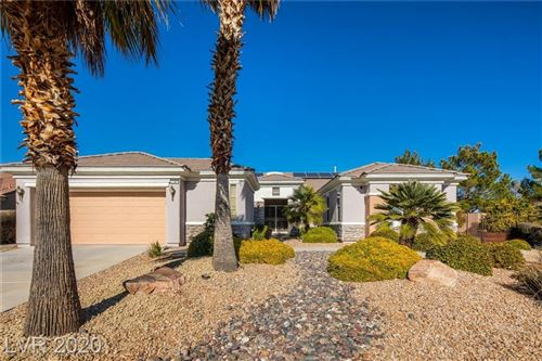 Photo of 2560 EVENING SKY Drive, Henderson, NV 89052 (MLS # 2176027)