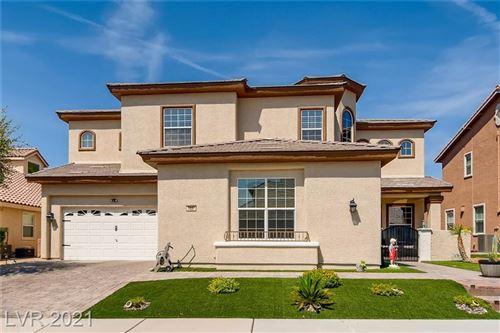 Photo of 7037 Villada Street, North Las Vegas, NV 89084 (MLS # 2318027)
