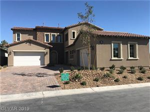 Photo of 11278 SAN AREZZO Place, Las Vegas, NV 89141 (MLS # 2150028)