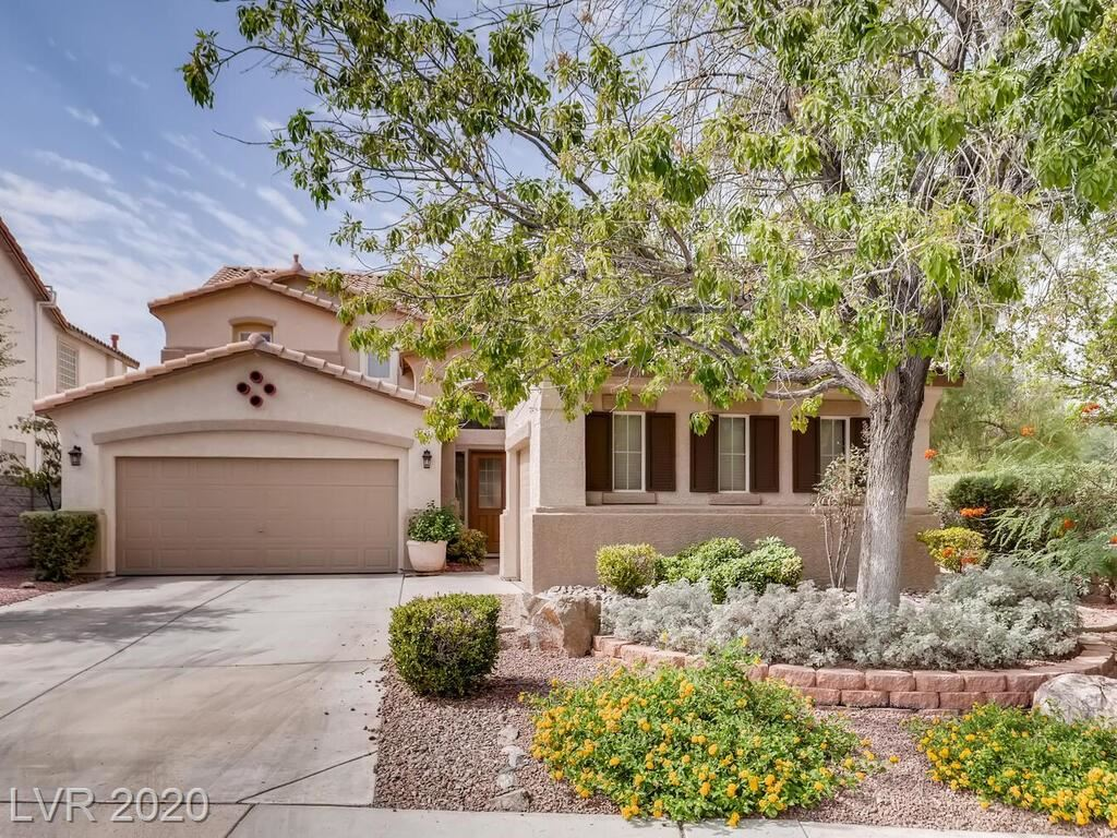Photo of 1549 Ravanusa Drive, Henderson, NV 89052 (MLS # 2233028)
