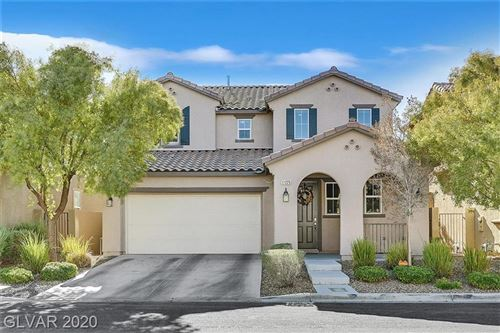 Photo of 11225 SWEETSTEM Court, Las Vegas, NV 89138 (MLS # 2164029)