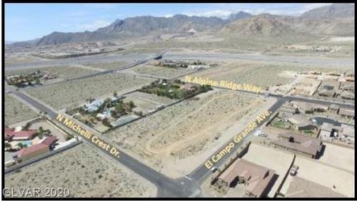 Photo of La Mancha and Michelli Crest, Las Vegas, NV 89149 (MLS # 2094030)