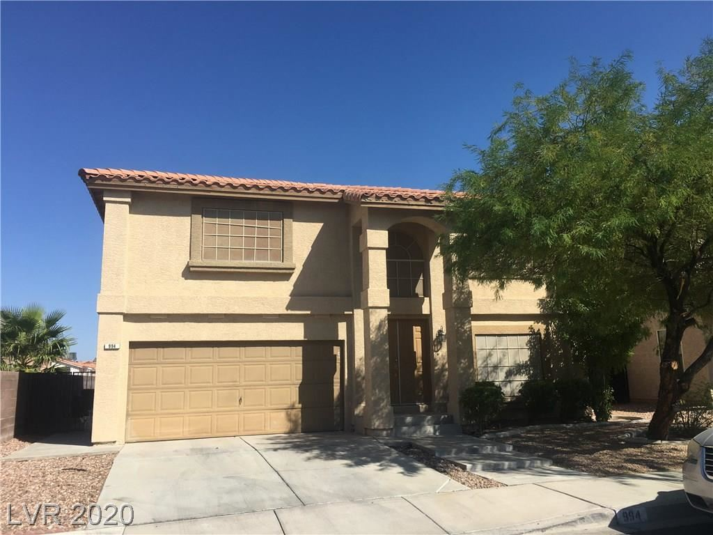 Photo of 994 Painted Pony Drive, Henderson, NV 89014 (MLS # 2231030)