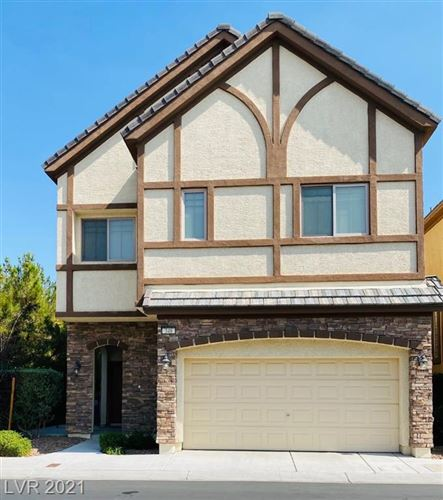 Photo of 348 Hanbury Manor Lane, Las Vegas, NV 89145 (MLS # 2331031)