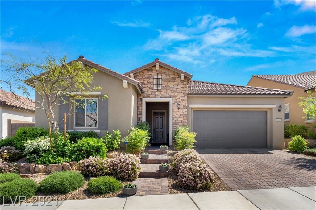 Photo of 3413 Boleo Court, Las Vegas, NV 89141 (MLS # 2287032)
