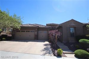 Photo of 2809 SISTERON Court, Henderson, NV 89044 (MLS # 2109033)