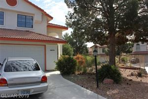 Photo of 4800 FIESTA LAKES Street #., Las Vegas, NV 89130 (MLS # 2141033)