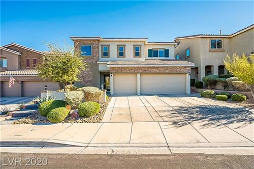 Photo of 180 Errogie Street, Henderson, NV 89012 (MLS # 2249033)