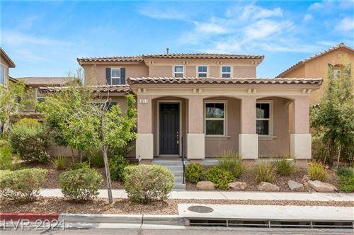 Photo of 3217 Romanesque Art Avenue, Henderson, NV 89044 (MLS # 2318033)