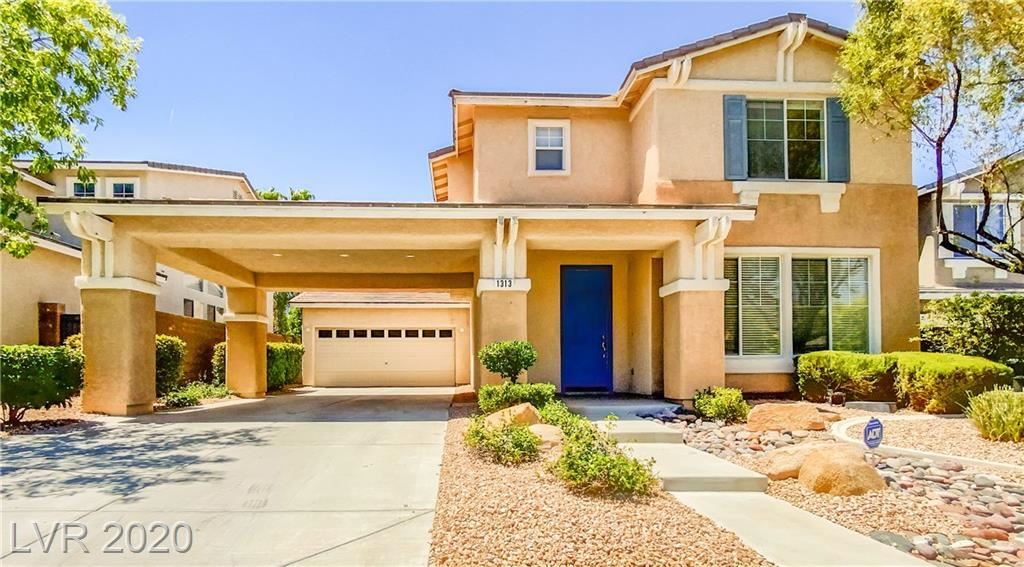 Photo of 1313 Tempo Street, Henderson, NV 89052 (MLS # 2219033)