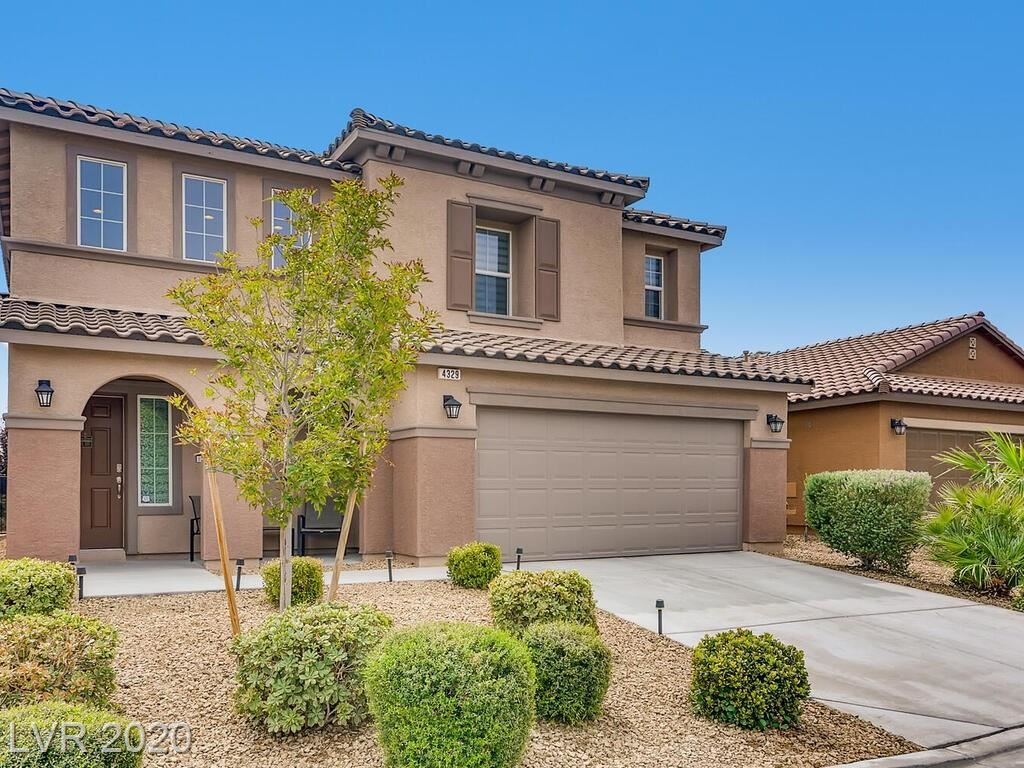 Photo of 4329 Hatch Bend Avenue, North Las Vegas, NV 89031 (MLS # 2231033)