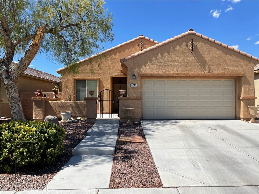 Photo of 6741 Scavenger Hunt Street, North Las Vegas, NV 89084 (MLS # 2332034)