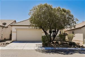 Photo of 3921 FRAGRANT JASMINE Avenue, North Las Vegas, NV 89081 (MLS # 2135035)
