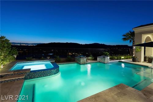 Photo of 35 Costa Tropical Drive, Henderson, NV 89011 (MLS # 2299035)
