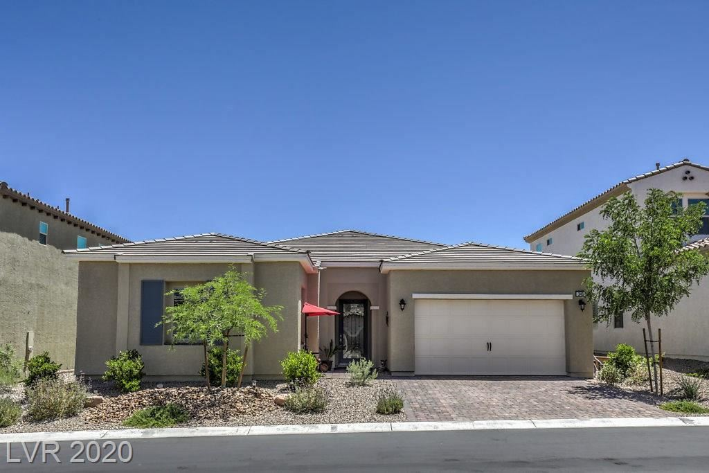 Photo of 349 Bronze Creek, Las Vegas, NV 89148 (MLS # 2206035)