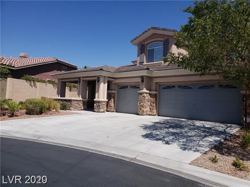 Photo of 3618 Auckland Castle, Las Vegas, NV 89135 (MLS # 2200036)