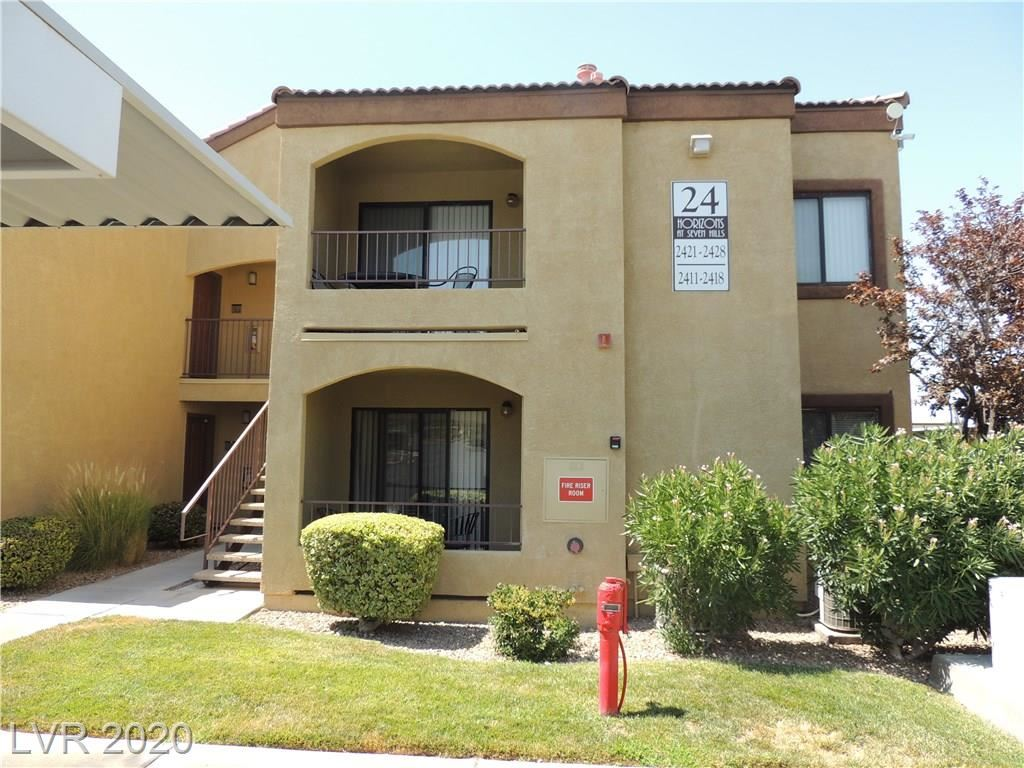 Photo of 950 Seven Hills Drive #2412, Henderson, NV 89052 (MLS # 2219036)
