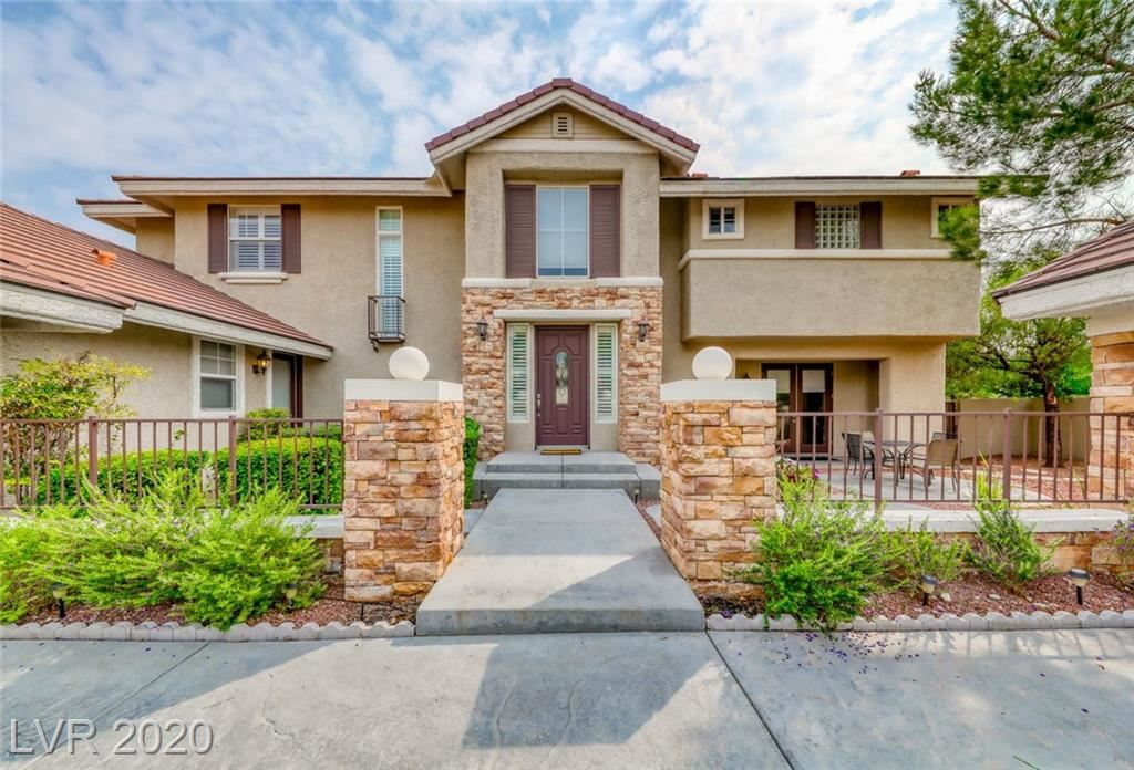 Photo of 2962 Hammerwood Drive, Las Vegas, NV 89135 (MLS # 2232036)