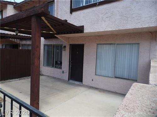 Photo of 1757 Rochelle Avenue #7, Las Vegas, NV 89119 (MLS # 2234037)