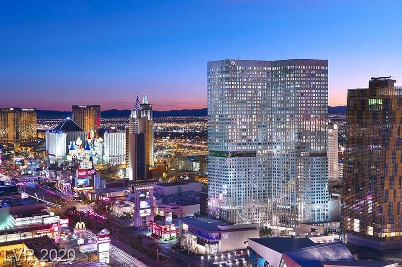Photo of 3750 Las Vegas Boulevard #4207, Las Vegas, NV 89158 (MLS # 2240037)