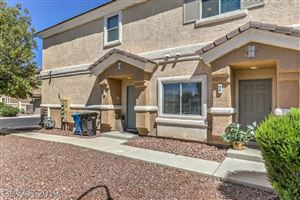 Photo of 3313 SPECKLE SUMMER Place #2, North Las Vegas, NV 89084 (MLS # 2113038)