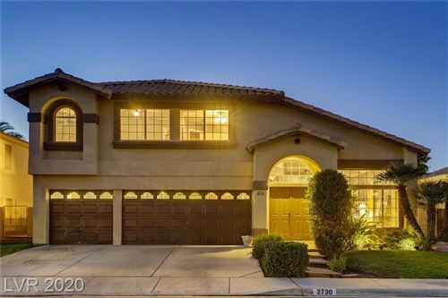 Photo of 2730 Coventry Green Avenue, Henderson, NV 89074 (MLS # 2221038)