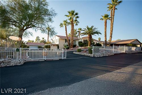 Photo of 6834 Beverly Glen Avenue, Las Vegas, NV 89110 (MLS # 2334038)