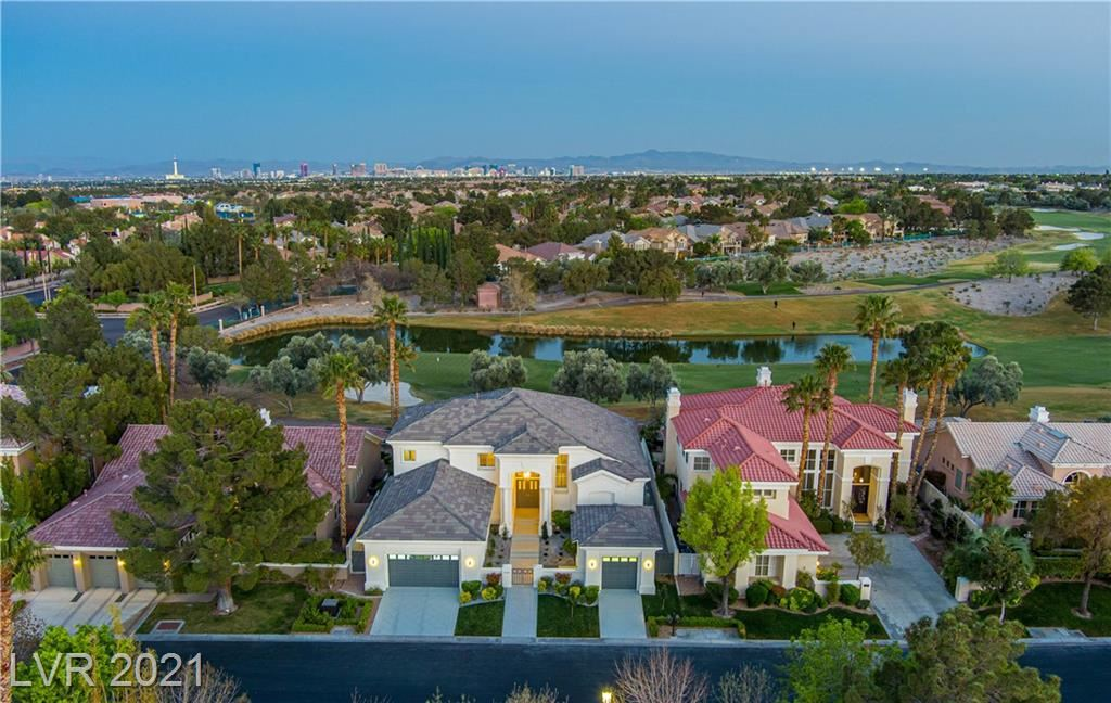 Photo of 2048 Glenview Drive, Las Vegas, NV 89134 (MLS # 2287038)
