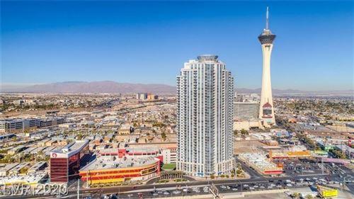 Photo of 200 Sahara Avenue #3606, Las Vegas, NV 89102 (MLS # 2216039)