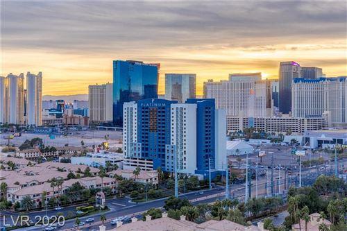 Photo of 211 Flamingo Road #713, Las Vegas, NV 89169 (MLS # 2252039)