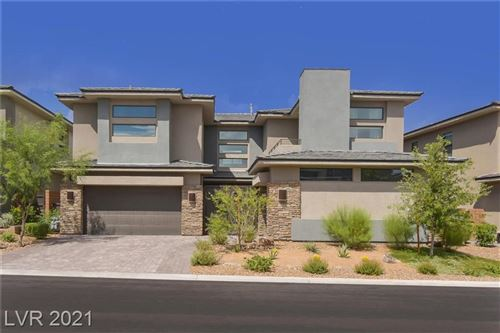 Photo of 6 Garden Shadow Lane, Las Vegas, NV 89135 (MLS # 2308039)