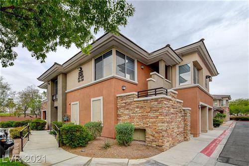 Photo of 656 Peachy Canyon Circle #202, Las Vegas, NV 89144 (MLS # 2315039)