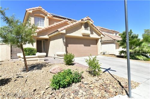 Photo of 9544 Amber Valley Lane, Las Vegas, NV 89134 (MLS # 2342039)