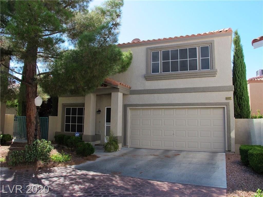 Photo of 8889 Cornwall Glen Avenue, Las Vegas, NV 89129 (MLS # 2212039)