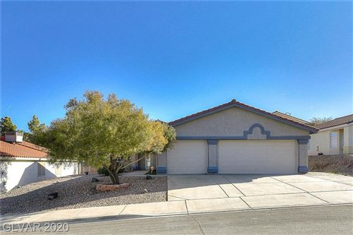 Photo of 110 WHISTLER Street, Henderson, NV 89012 (MLS # 2166040)