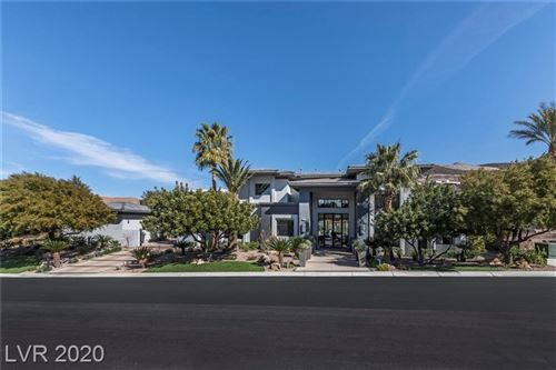 Photo of 584 Saint Croix Street, Henderson, NV 89012 (MLS # 2238040)