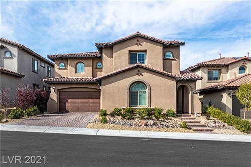 Photo of 12110 Edgehurst Court, Las Vegas, NV 89138 (MLS # 2285040)