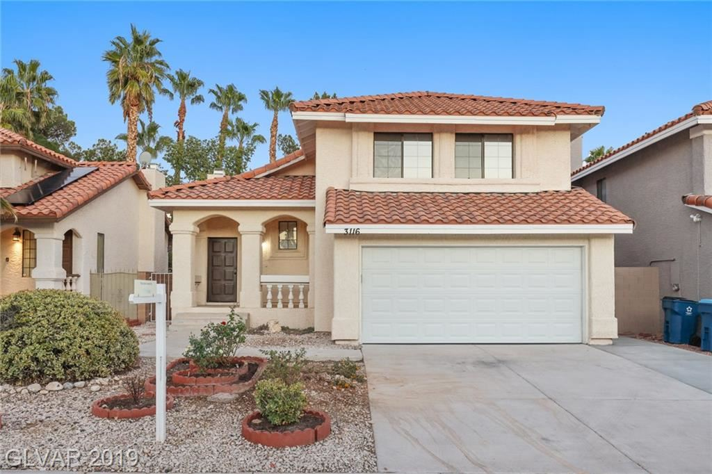 Photo for 3116 WATERVIEW Drive, Las Vegas, NV 89117 (MLS # 2142040)