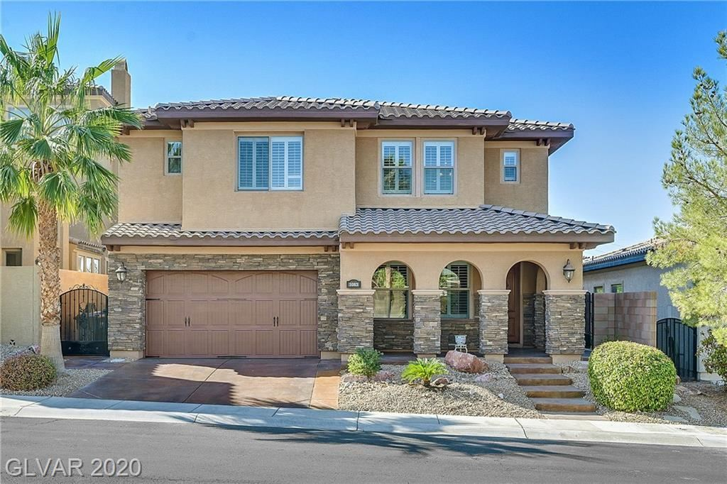Photo of 1083 VIA SAINT LUCIA Place, Las Vegas, NV 89011 (MLS # 2170040)