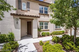 Photo of 11375 OGDEN MILLS Drive #104, Las Vegas, NV 89135 (MLS # 2116041)