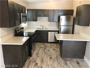 Photo of 2601 FLOWER Avenue, North Las Vegas, NV 89030 (MLS # 2123041)