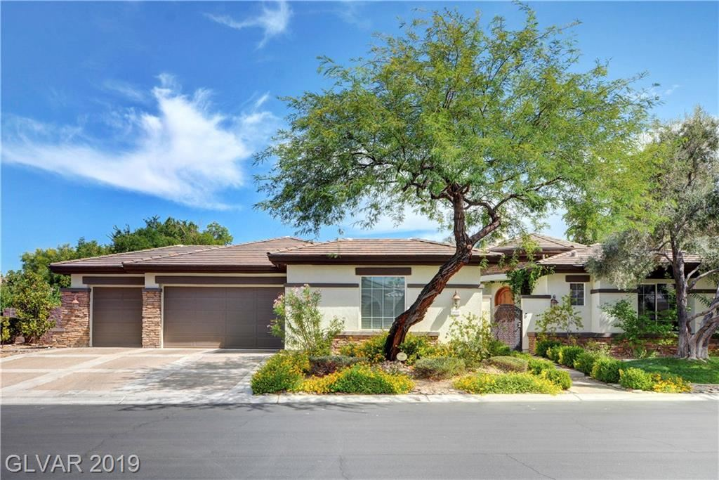 Photo for 10955 IRIS CANYON Lane, Las Vegas, NV 89135 (MLS # 2133041)