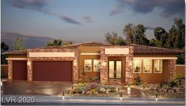 Photo of 7084 ARABIAN RIDGE Street #Lot 44, Las Vegas, NV 89131 (MLS # 2199042)