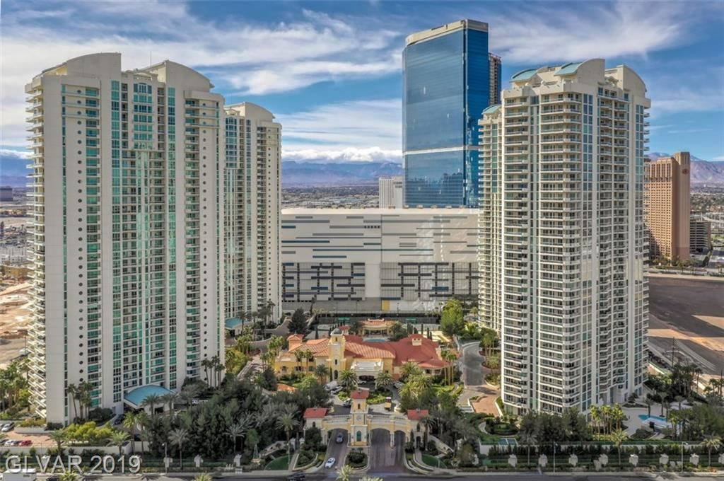 Photo of 2777 PARADISE Road #405, Las Vegas, NV 89109 (MLS # 2161042)