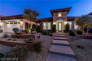 Photo of 2525 LUBERON Drive, Henderson, NV 89044 (MLS # 2148043)