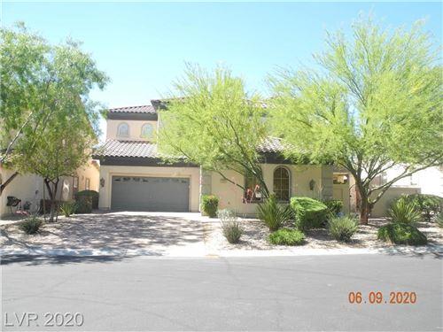 Photo of 8069 Luna Sera Avenue, Las Vegas, NV 89178 (MLS # 2207043)