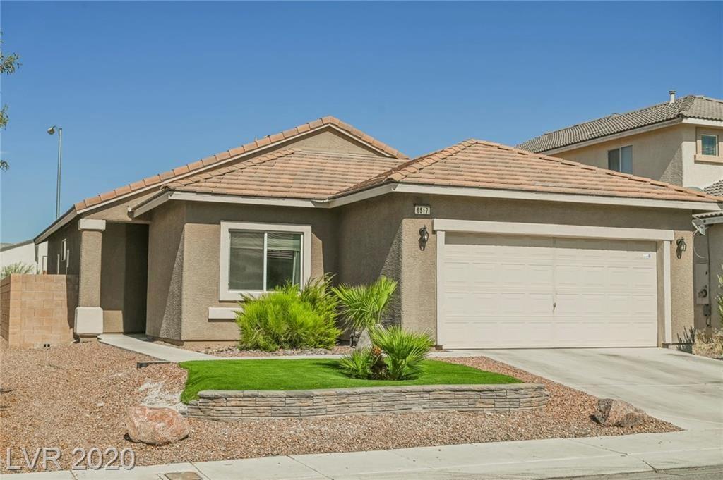 Photo of 6517 Sierra Sands Street, North Las Vegas, NV 89086 (MLS # 2213043)