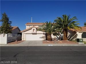 Photo of 986 FLAPJACK Drive, Henderson, NV 89014 (MLS # 2108044)