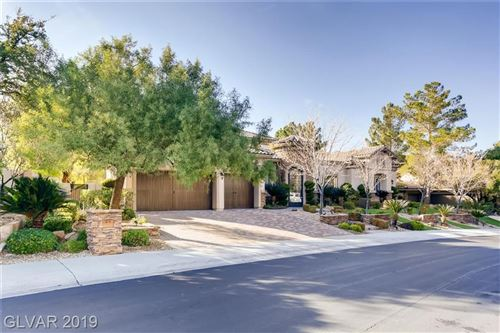 Photo of 4 SANKATY Circle, Henderson, NV 89052 (MLS # 2158044)